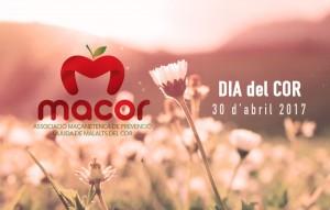 """""""Dia del Cor. 30 d'abril de 2017"""""""