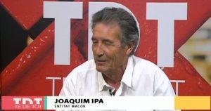 """""""MACOR a TV de Girona: Entrevista al minut 11 al programa """"Te de tot"""""""""""