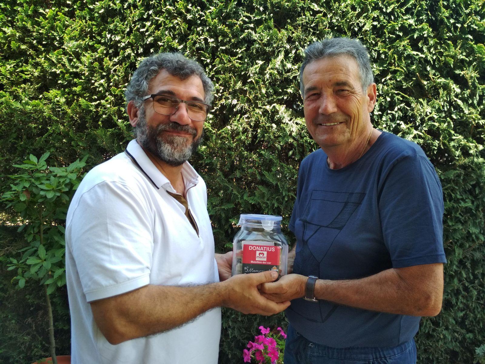 MACOR rep la recaptació del cinquè Memorial Josep Bosch d'Anglès